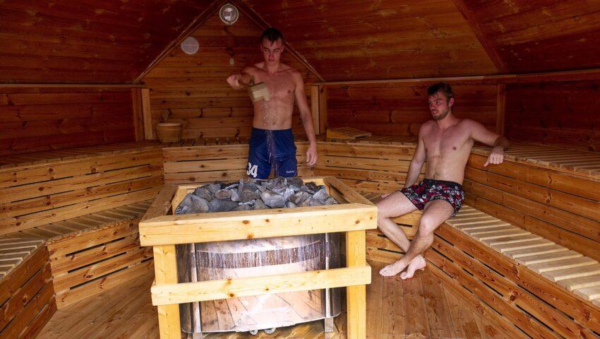 Ro i sindet med saunagus