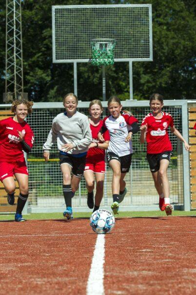 Træningslejre i Tønder Kommune