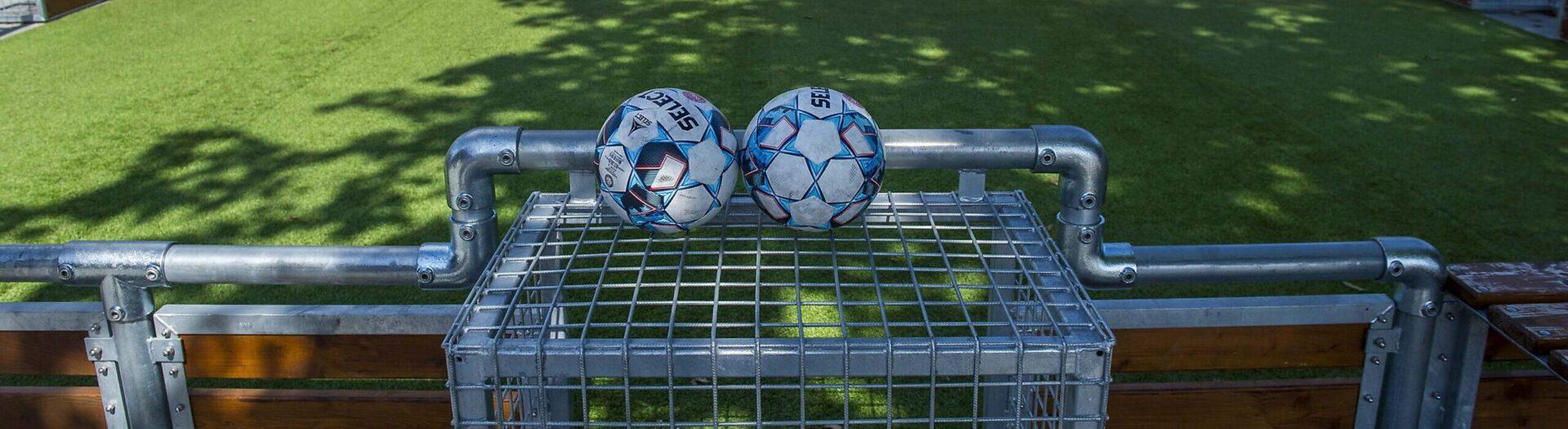 Træningslejr fodbold - De perfekte rammer